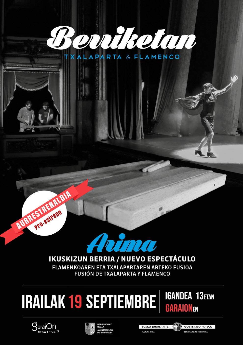 Berriketan: Arima (pre-estreno)